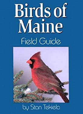 Birds of Maine Field Guide 9781885061461
