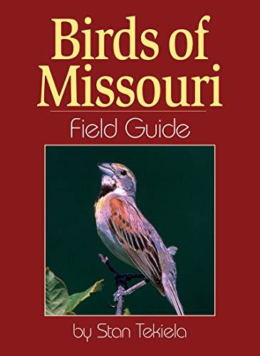 Birds of Missouri Field Guide 9781885061355