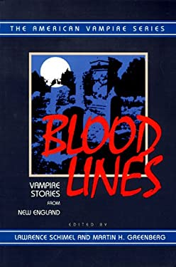 Blood Lines: Vampire Stories from New England 9781888952506
