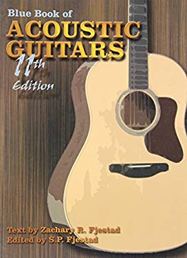 Blue Book of Acoustic Guitars 9781886768741