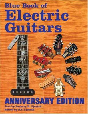 Blue Book of Electric Guitars 9781886768642