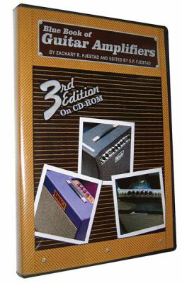 Blue Book of Guitar Amplifiers on CD-ROM: CD-ROM 9781886768819