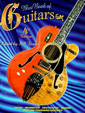 Blue Book of Guitar Values 9781886768109