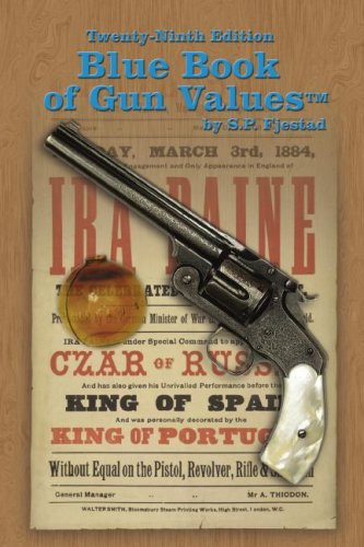 Blue Book of Gun Values 9781886768758
