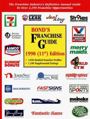 Bond's Franchise Guide 9781887137072