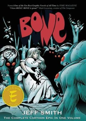 Bone: The Complete Cartoon Epic in One Volume 9781888963144