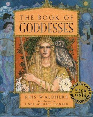 Book of Goddesses 9781885223302