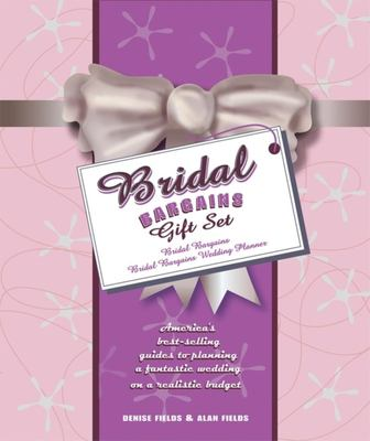 Bridal Bargains Gift Set: Bridal Bargains/Bridal Bargains Wedding Planner 9781889392240