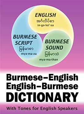 Burmese-English English-Burmese Dictionary 9781887521581