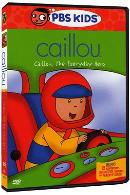 Caillou: Caillou, the Everyday Hero 0841887051903