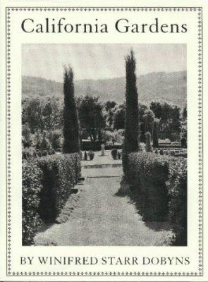 California Gardens 9781888310887