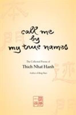Call Me by My True Names: The Collected Poems 9781888375169