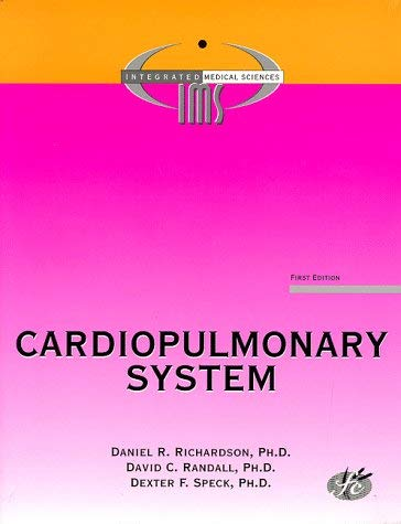 Cardiopulmonary System Structure and Function 9781889325309