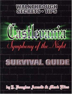 Castlevania: Symphony of the Night, Survival Guide 9781884364365