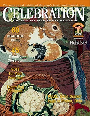 Celebration of Hand-Hooked Rugs 9781881982586