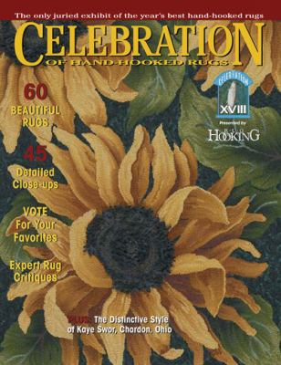Celebration of Hand-Hooked Rugs 9781881982623