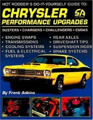 Chry Performance Upgrades 9781884089404