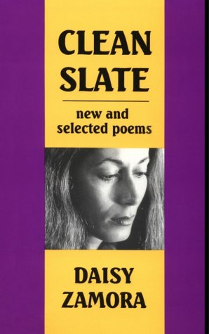 Clean Slate: New & Selected Poems 9781880684092