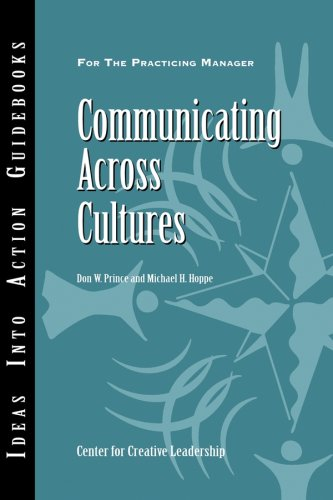 Communicating Across Cultures 9781882197590