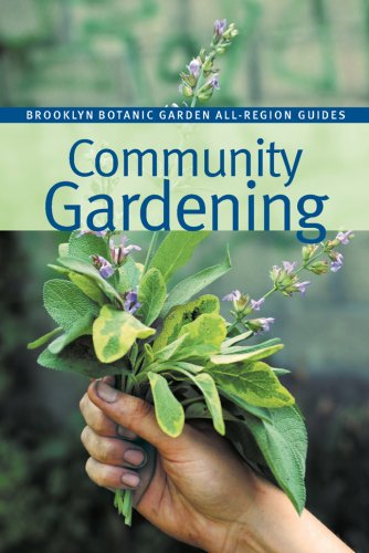 Community Gardening 9781889538389