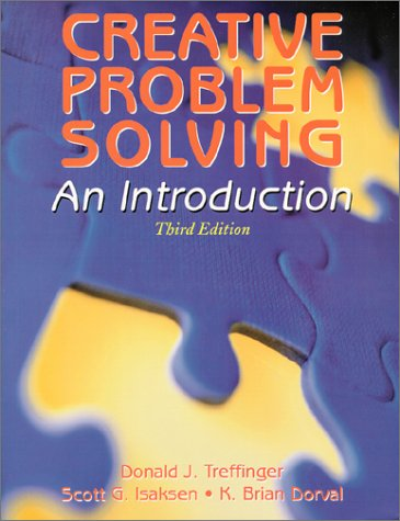 Creative Problem Solving: An Intro. R Ed 9781882664627
