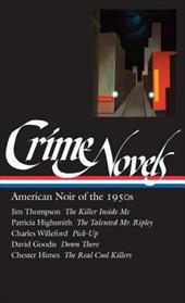 Crime Novels: American Noir of the 1950s 7663792