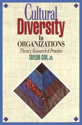 Cultural Diversity in Organizations: Theory, Research and Practice 9781881052432