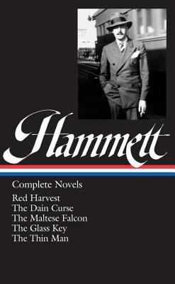 Dashiell Hammett: Complete Novels 9781883011673