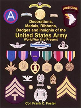 Medals ribbons badges and insignia of the united states for Army awards and decoration