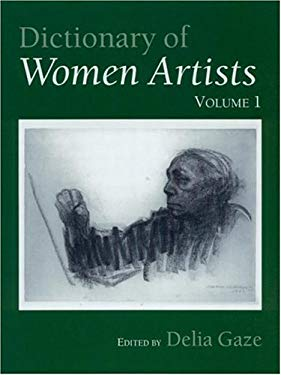 Dictionary of Women Artists 9781884964213
