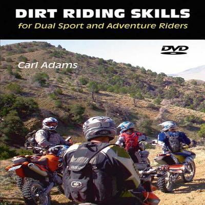 Dirt Riding Skills for Dual Sport and Adventure Riders 9781884313875