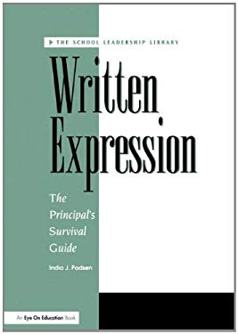 Disk with Workbook to Accompany Written Expression: The Principal's Survival Guide [With Disk] 9781883001421