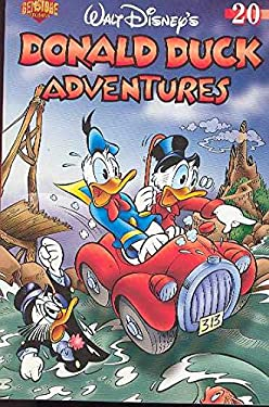 Donald Duck Adventures 9781888472493