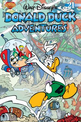 Donald Duck Adventures Volume 21 9781888472509