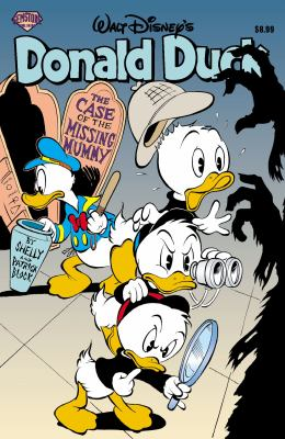 Donald Duck: The Case of the Missing Mummy 9781888472844