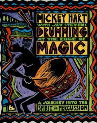 Drumming at Edge of Magic (Tr) 9781888358186