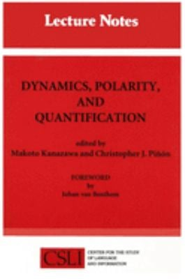 Dynamics, Polarity and Quantification 9781881526414