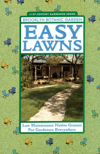 Easy Lawns 9781889538129