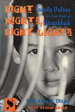 Eight Nights, Eight Lights 9781881283096