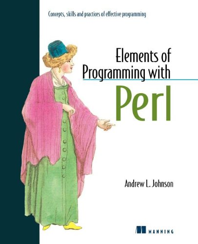 Elements of Programming with Perl 9781884777806