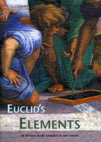 Euclid's Elements 9781888009187