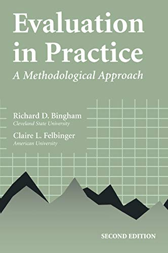 Evaluation in Practice: A Methodological Approach 9781889119571