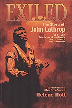 Exiled: The Story of John Lathrop 9781889025056