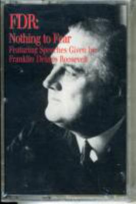 FDR: Nothing to Fear 9781885959072