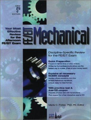 FE/EIT Mechanical Discipline-Specific Review 9781881018247