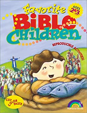 Favorite Bible Children: Ages 4-5 9781885358752