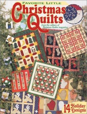 Favorite Little Christmas Quilts 9781885588388