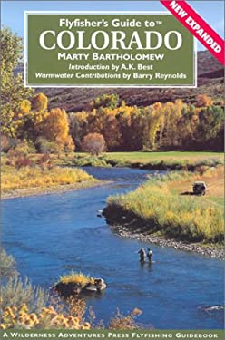 Flyfisher's Guide to Colorado 9781885106988