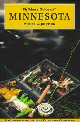 Flyfisher's Guide to Minnesota 9781885106612