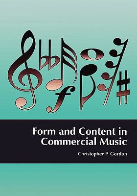 Form and Content in Commercial Music 9781880157015